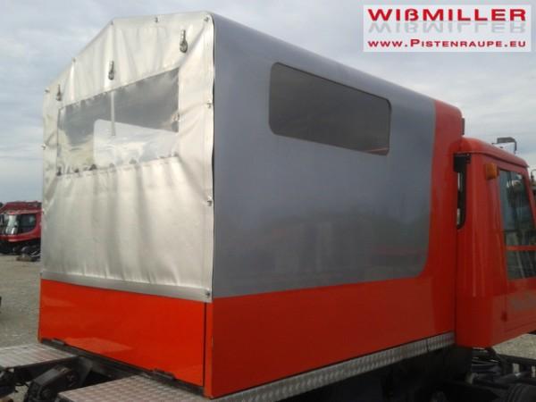 Personentransportkabine für Kässbohrer PB 170 - PB 230
