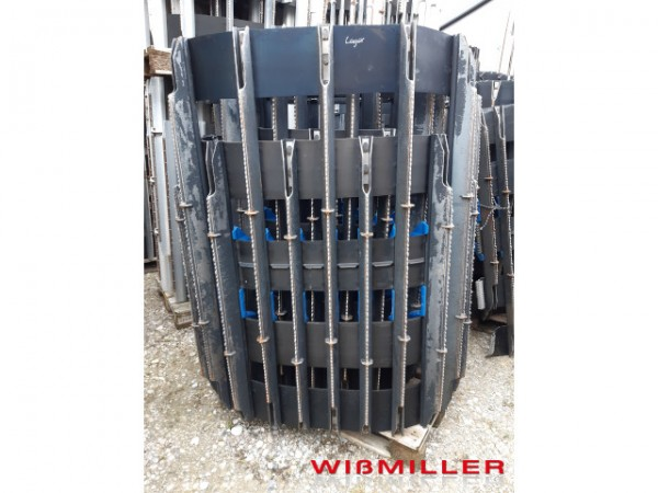 Stahlkette für Leitner LH 500 / Prinoth Leitwolf I
