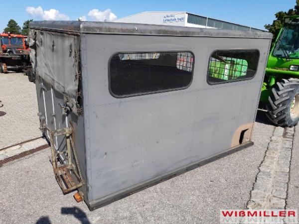 Personentransportkabine für Kässbohrer Pistenbully