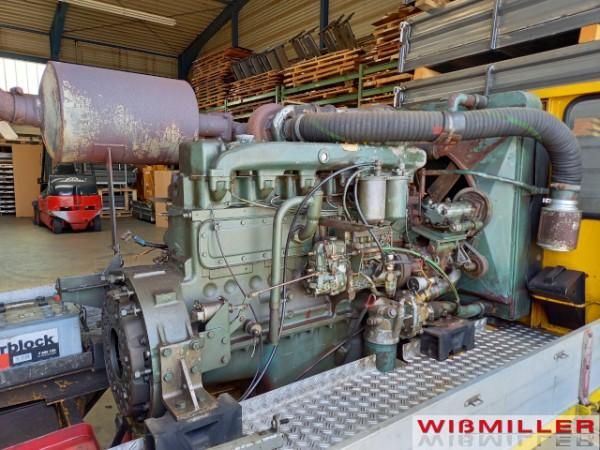 Dieselmotor OM 355A