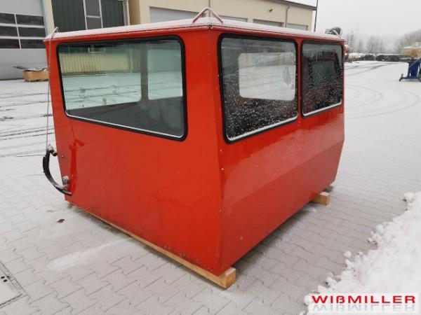 Personentransportkabine für Pistenbully
