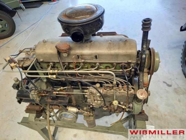 Dieselmotor OM 321.911