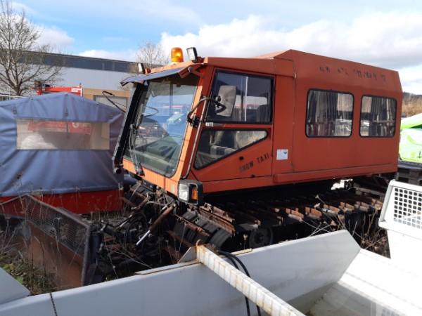 Leitner LH 250 mit Personenkabine